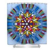 Mandala 70 Shower Curtain