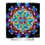 Mandala 9725 Shower Curtain