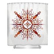 Mandala Art 2 Shower Curtain