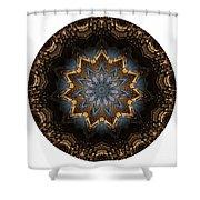 Mandala - Talisman 1415 Shower Curtain
