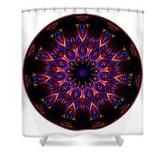 Mandala - Talisman 1448 Shower Curtain