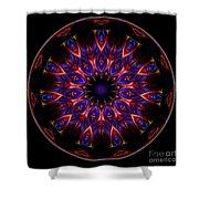 Mandala - Talisman 1449 Shower Curtain