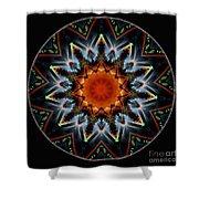 Mandala - Talisman 1538 Shower Curtain