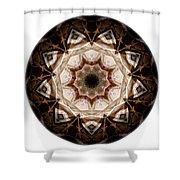 Mandala - Talisman 3707 Shower Curtain