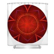 Mandala - Talisman 4006 Shower Curtain