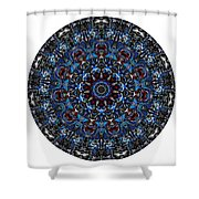 Mandala - Talisman 962 For Those Born In ..... Shower Curtain