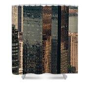 Mandarin Oriental, New York Shower Curtain