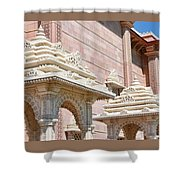 Mandir # 1 Shower Curtain