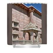 Mandir # 2 Shower Curtain
