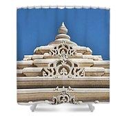 Mandir # 3 Shower Curtain