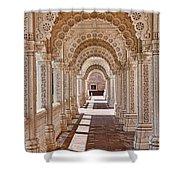 Mandir # 5 Shower Curtain