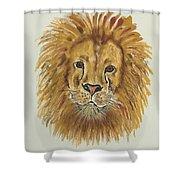 Mane Attraction Shower Curtain