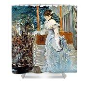Manet: Cafe-concert, 1879 Shower Curtain
