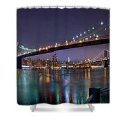 Manhattan 031 Shower Curtain