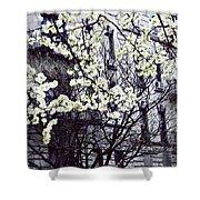 Manhattan Spring Shower Curtain