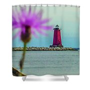 Manistique Shower Curtain