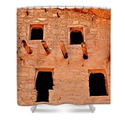 Manitou Cliff Dwellings Colorado Springs Shower Curtain