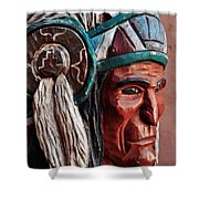 Manitou Cliff Dwellings Native American Shower Curtain