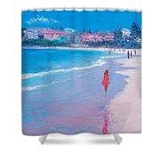 Manly Beach Shower Curtain