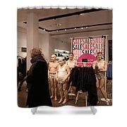 Mannequins Extraordinaires Shower Curtain