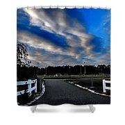 Mantua Park Shower Curtain