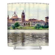 Mantua Shower Curtain