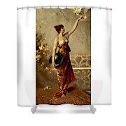 Manuela Shower Curtain