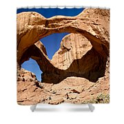 Many Arches Shower Curtain