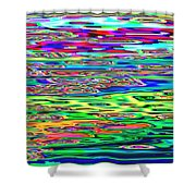 Many Colors 22 Shower Curtain