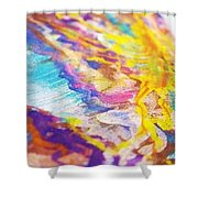 Mapa Shower Curtain