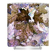 Maple Mania 25 Shower Curtain