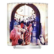 Mapusa, Goa Shower Curtain