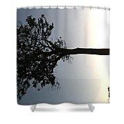 Mara Sunset Shower Curtain