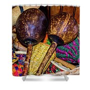 Marraca Shower Curtain