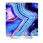 Marble 201 Shower Curtain