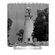 Marblehead Shower Curtain