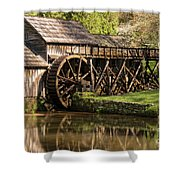 Marby Water Mill  Shower Curtain