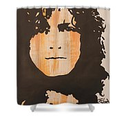 Marc Bolan T.rex Shower Curtain