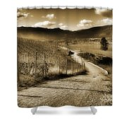 March 4 2010 Shower Curtain
