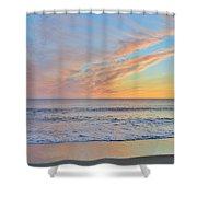 March 9th Sunrise 2017 Shower Curtain