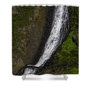 March Waterfall Shower Curtain