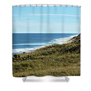 Marconi Highlands II Shower Curtain