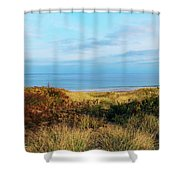Marconi Highlands Shower Curtain