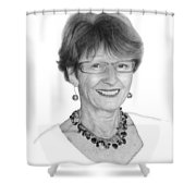 Margaret Shower Curtain