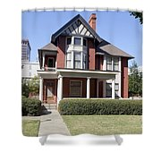 Margaret Mitchell House In Atlanta Georgia Shower Curtain
