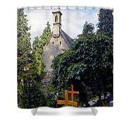 Margarethenkapelle 4 Shower Curtain