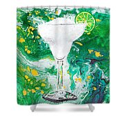 Margarita Shower Curtain