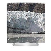 Margerie Glacier Shower Curtain