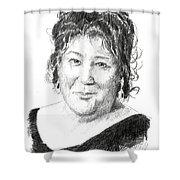 Margo Martindale Shower Curtain