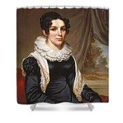 Maria Clarissa Leavitt Shower Curtain
